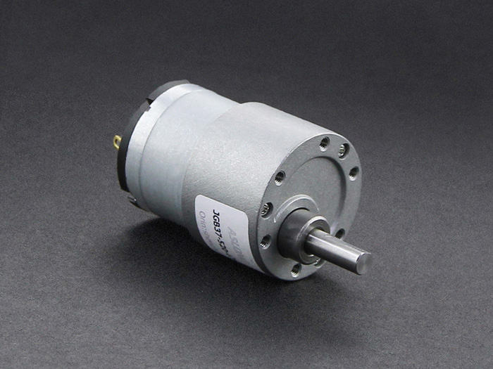 Geared Motor ASLONG-JGB37-520(107RPM)